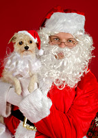 All About Pet Care Santa 2012